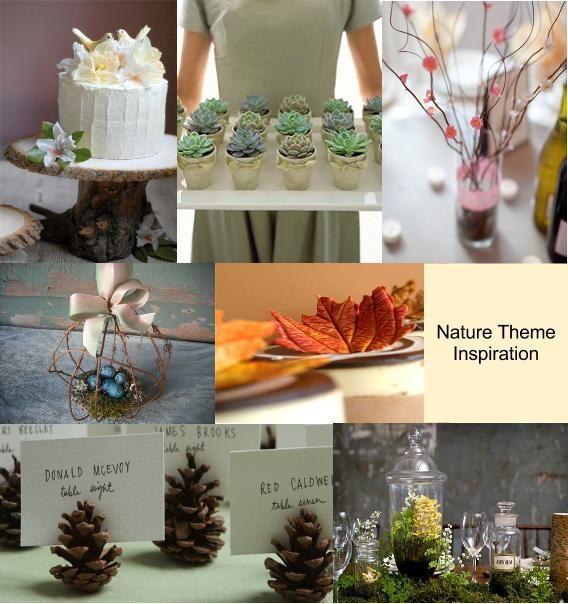 56 best nature wedding theme images on pinterest nature wedding how to bring nature into a wedding theme junglespirit Choice Image