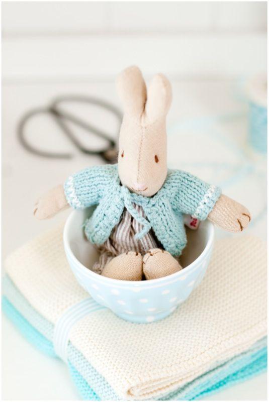 Minty rabbit, Maileg