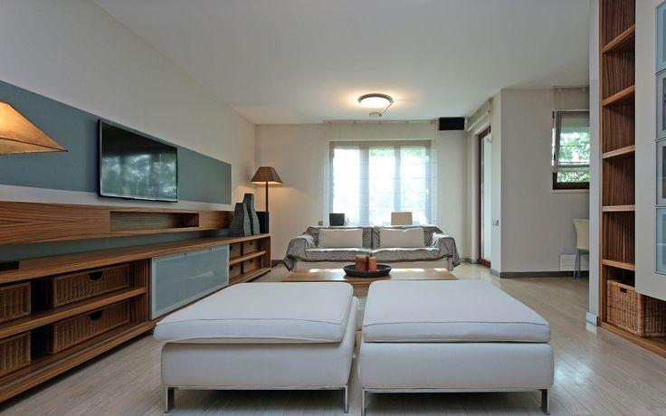 Modern and nice apartment!  #homestate #homeestate #modern #livingroom #modern #style #design #interior