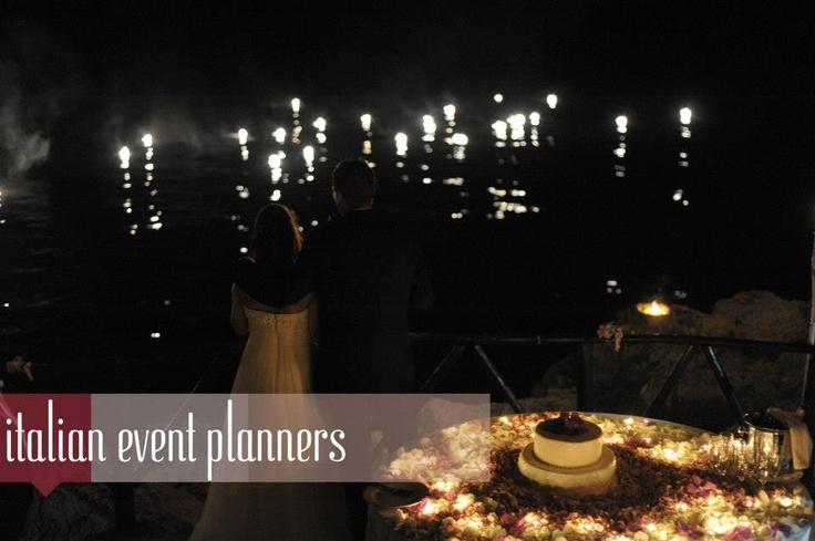 Amalfi coast wedding!