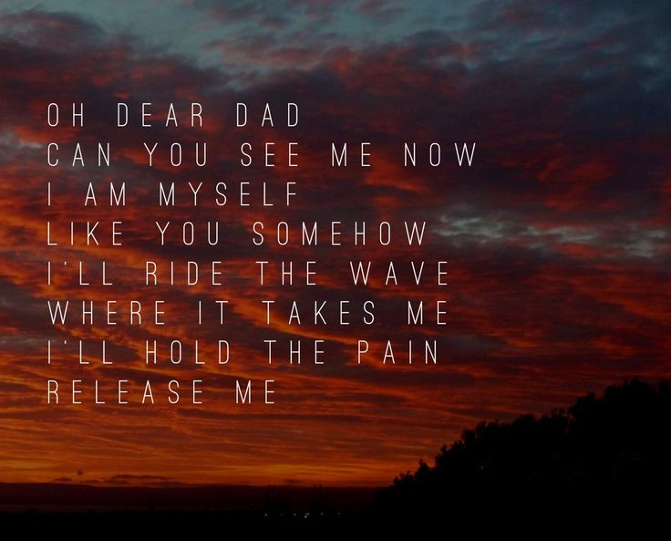 Release Me - pearl jam. Best Pearl Jam song ever
