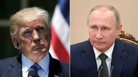"""Putin-Trump meeting at G20 equally important for Russia, US & intl stability – Kremlin https://tmbw.news/putin-trump-meeting-at-g20-equally-important-for-russia-us-intl-stability-kremlin  The Kremlin has expressed confidence that Vladimir Putin and Donald Trump will find time to hold their highly anticipated and important first meeting on the sidelines of the upcoming G20 summit to discuss Syria, international terrorism and Russia-US ties among other issues.""""It's agreed that the presidents…"""