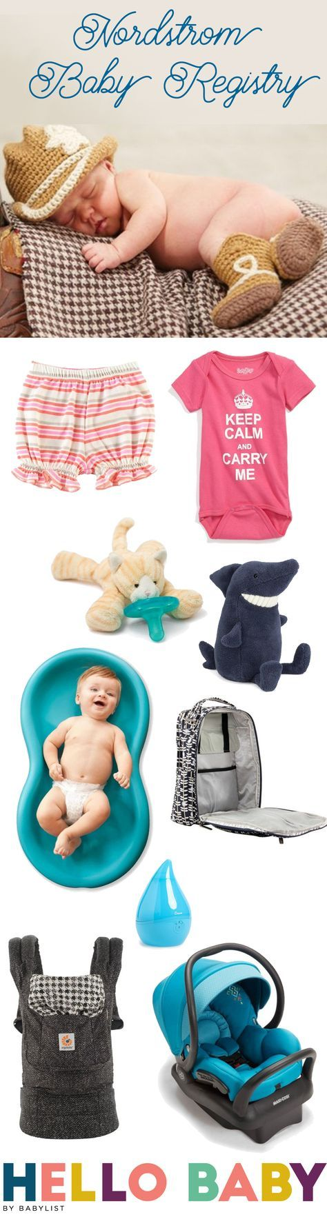 We combed the Nordstrom store looking for amazing finds for baby. Want to see what we discovered?