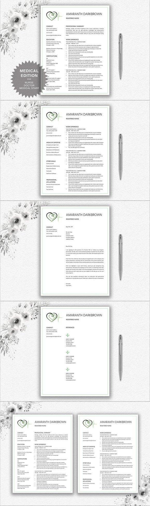 Resume Medical | Nurse | Doctor. Resume Templates