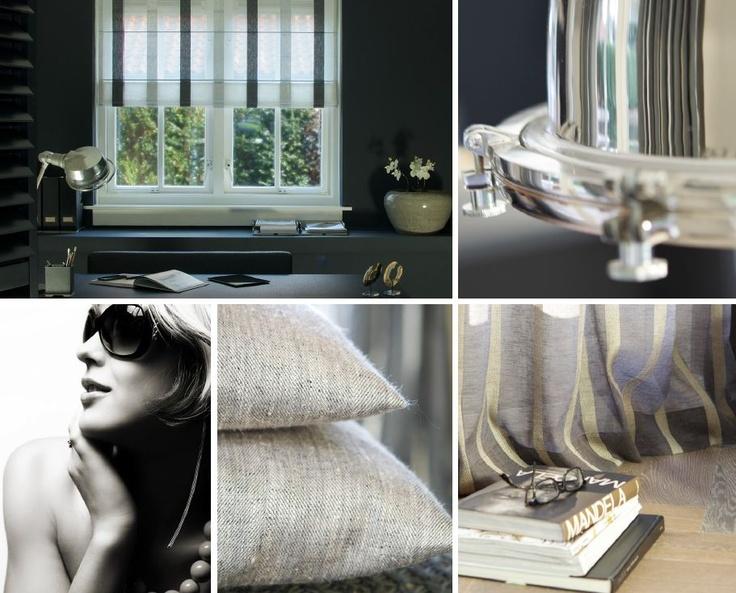 Elegant en stijlvolle stoffen