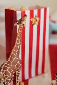 Verlockendes...: Welcome to the Circus: Eine bunte Zirkus-Kinderparty!!!