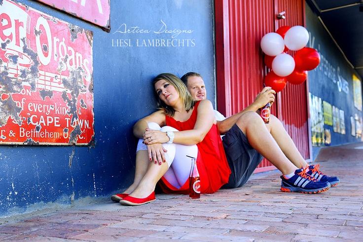 Hannes & Marelie Shoot