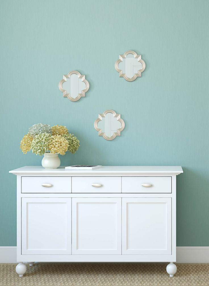 Los espejos decorativos de estilo clásico la dan a tu hogar mucha calidez.