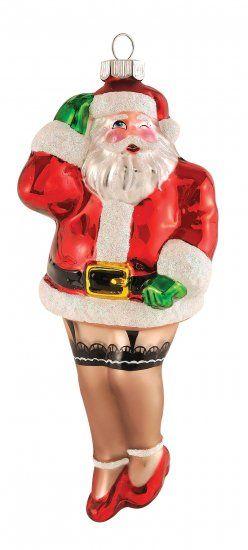 Julekule sexy Santa