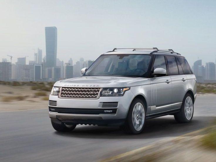 Land Rover Range Rover | 10 Top Rated Luxury SUVs | Autobytel.com #luxurylifestyle #luxury #luxurycars #SUV #luxurysuv #landrover