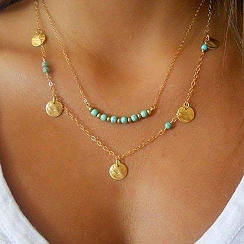 Multi-Chain Bead Necklace LA Style http://www.amazon.com/dp/B010VHF9X4/ref=cm_sw_r_pi_dp_XucNvb0T0J06X