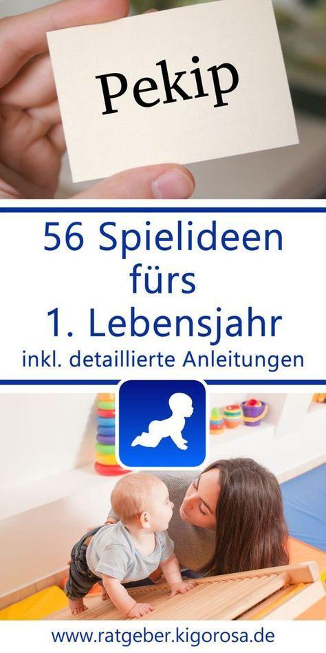 Sanfte Fördermöglichkeiten für dein Baby: Spiele & Spielzeuge