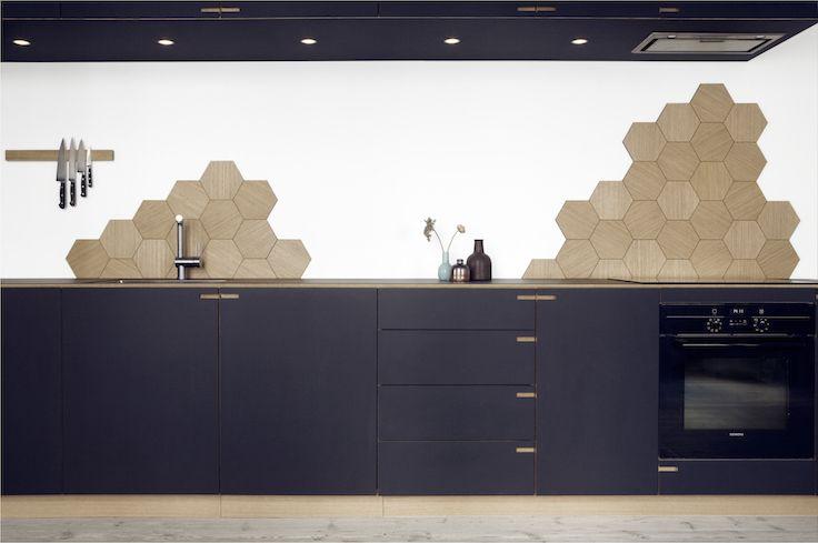 Kitchen interior by Nicolaj Bo™