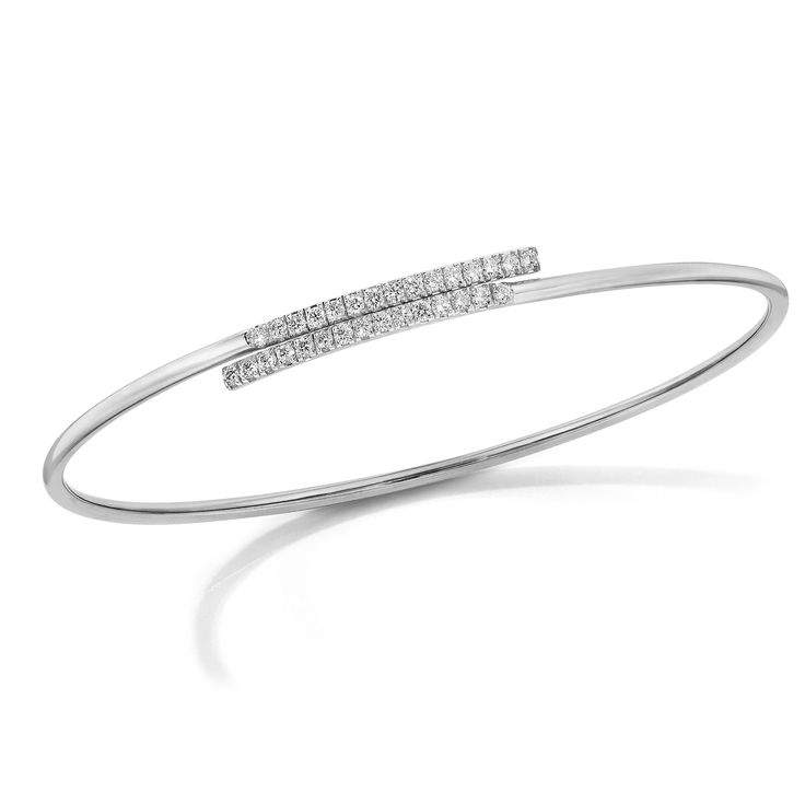 Jeffrey Daniels Diamond Bangle
