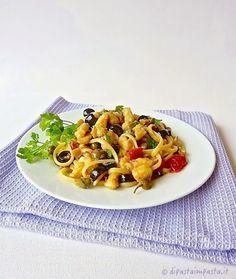 Di pasta impasta: Linguine al ragù di rana pescatrice