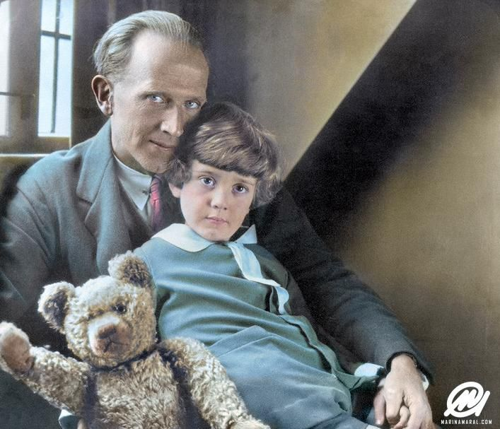 A A Milne Was Born On This Day In 1882 He Was An English Author