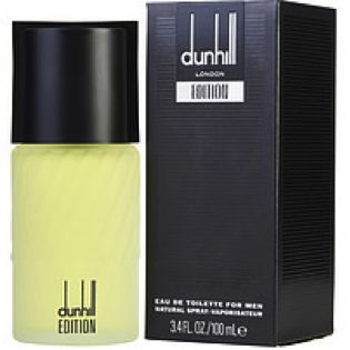 The spicy, woody, and fresh aroma of Dunhill Edition Eau de Toilette Spray exudes masculinity. The scent will keep you feeling energized! It has citrusy lemon and bergamot notes, and nutmeg and lavender at the top.