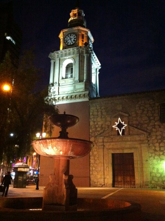 Iglesia San Francisco w Santiago de Chile, Metropolitana de Santiago de Chile