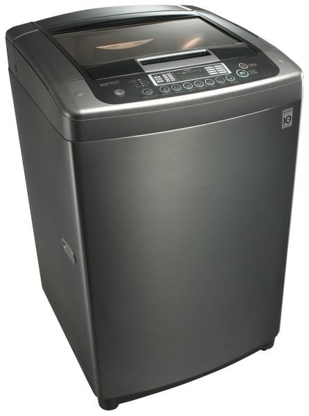LG WT-H9556 9.5kg Top Load Washer at The Good Guys