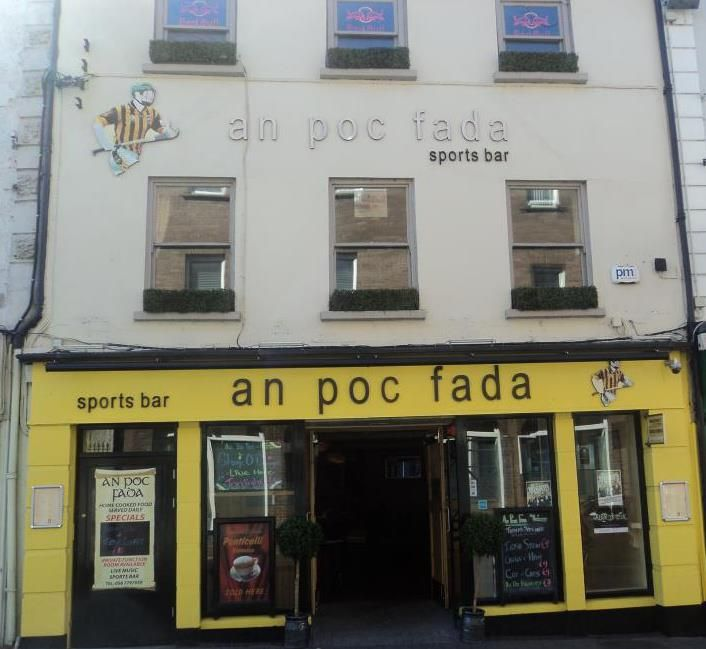 An Poc Fada - Home cooked food served daily from 10am to 5pm. Private function room available for meetings, parties and all social occasions.