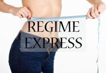 Régime Express 2 semaines