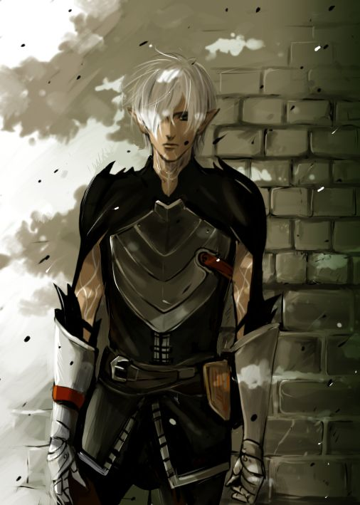 fenris by go-ma on DeviantArt