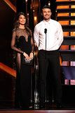 Very true!! Please visit my site http://99days.me/ src: http://99days.me/lily-aldridge-and-sam-hunt-win-the-hottest-cma-presenters-award/