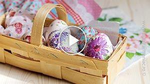 Ouă de Paște cu șevețele – video