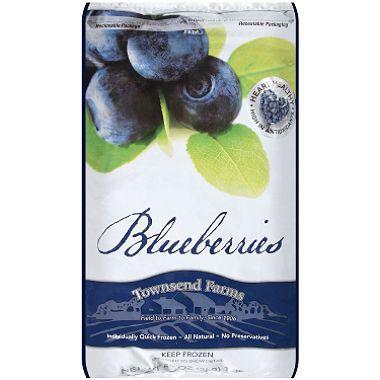 7.48 Townsend Farms Blueberries (48 oz. bag)3 lbs. sams club