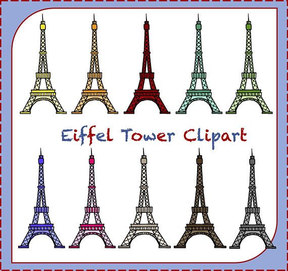 Travel to Paris with these super cute Eiffel Towers! This is a 10-piece set in color ONLY!! All images come in png formats with transparent backgrounds so that you layer them onto your projects. You will receive these images in a zip file. The copyright for these images belongs to
