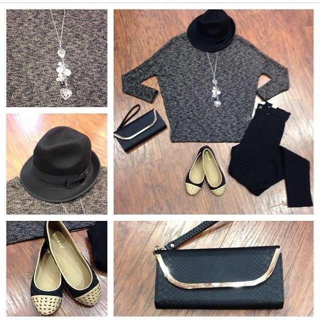 Apricot Lane Boutique - 601.707.5183 Where would you wear this outfit this weekend? @renaissanceatcolonypark #shoprenaissance #fall2013 #win...
