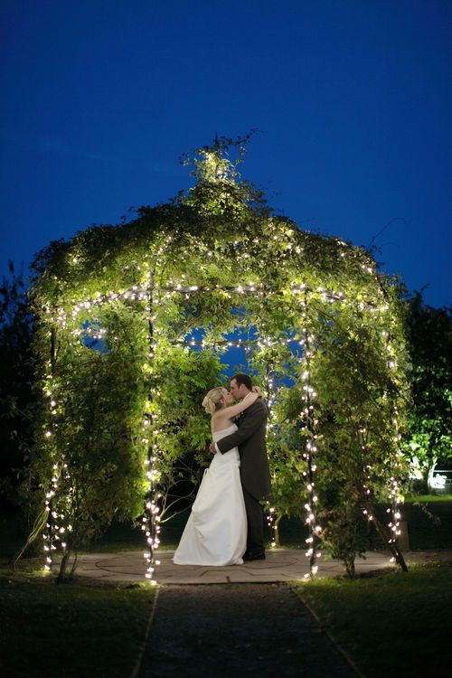 Wedding photographs at The Old Kent Barn