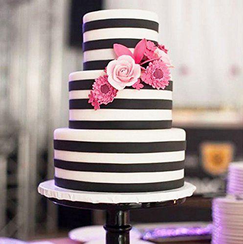 best 25 striped cake ideas on pinterest stripe cake kate spade cake and pink gold cake. Black Bedroom Furniture Sets. Home Design Ideas