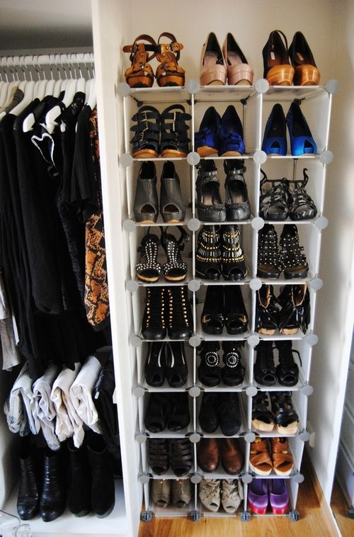 Shoes Organizer - i need this!