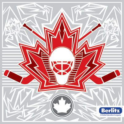 REPIN to support Canada's Hockey team during the Olympics!