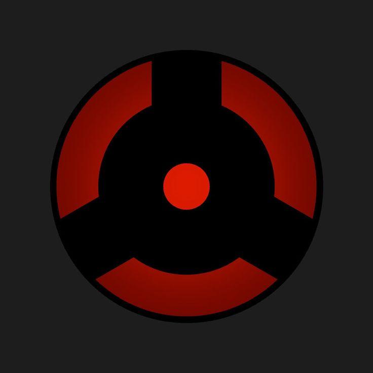 uchiha sharingan | Izuna Uchiha Sharingan | Naruto ...