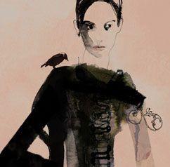 Amazing illustrations by Daniel Egneus