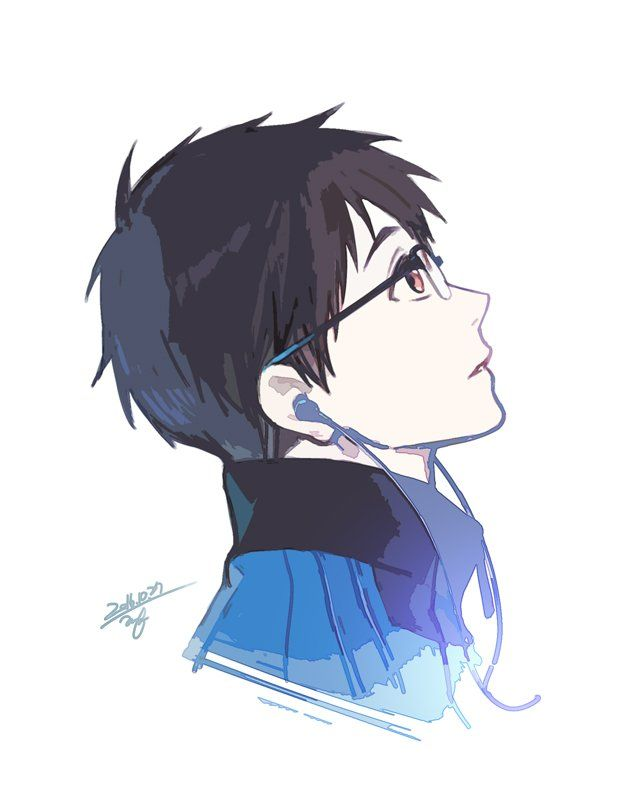 Katsuki Yuri - Yuri on Ice