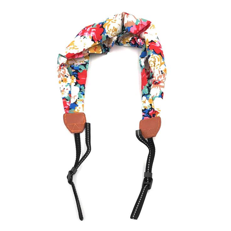 Camera strap scarf Fabric Of Vintage Ethnic Flowers DSLR Camera Strap Girly Neck Strap Fashion Camera Strap For Women Capturing Beauty by CollectionBeauty on Etsy