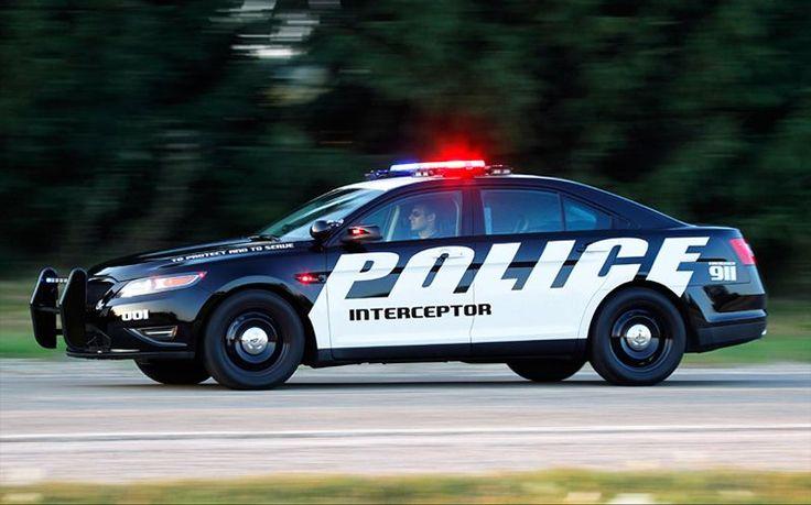 2012 Ford Taurus Police Interceptor @Aren Sandersen