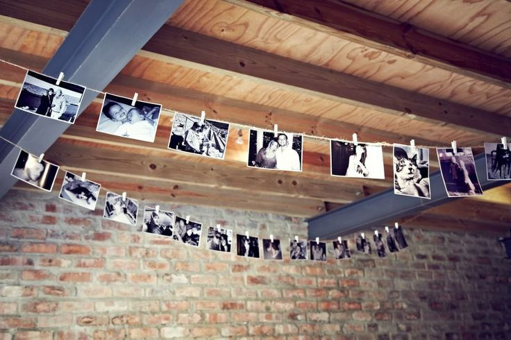 photo garlands