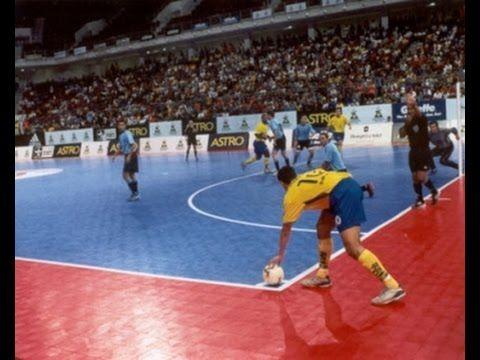 Jugada de corner 1 en futbol sala