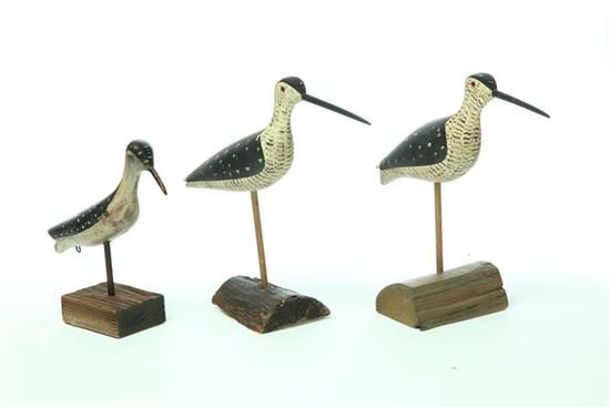 love to buy original, handmade art...so much better than mass produced versions.  These vintage shorebirds would be be sweet on a mantle or soffit.: Mass Produce, Vintage Shorebird, Folk Art, Produce Version, Handmade Art So, Buy Originals, Beaches Living, Staff Pick