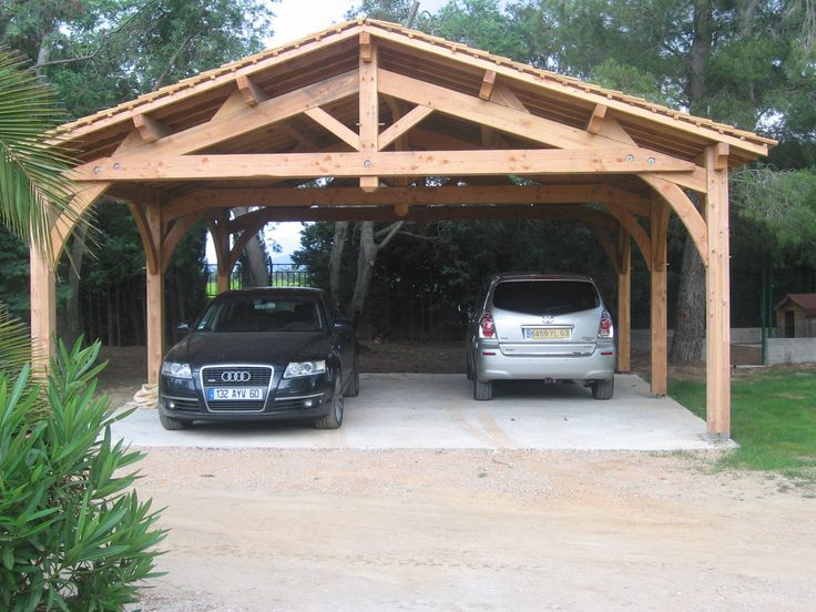 25 best ideas about abri voiture on pinterest abri pour for Pergola pour voiture