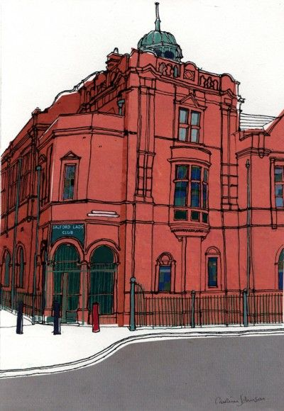 THE SMITHS ARTWORK SALFORD LADS' CLUB – 2011