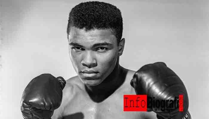 Biografi dan Profil Lengkap Muhammad Ali - Petinju Professional Kelas Berat Dunia - http://www.infobiografi.com/biografi-dan-profil-lengkap-muhammad-ali-petinju-professional-kelas-berat-dunia/