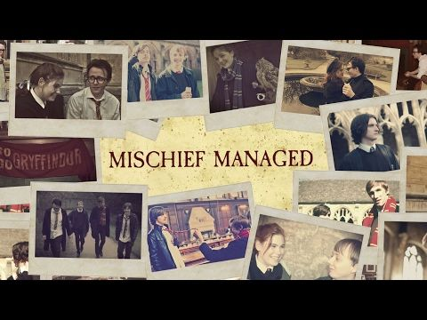 Mischief Managed   Harry Potter Fan Film - YouTube