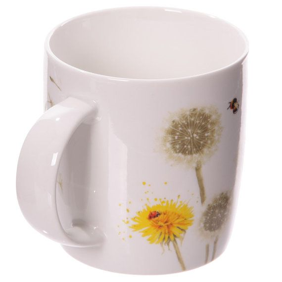 Coffee Mug New Bone China Tea Soup Cup Decorative by getgiftideas