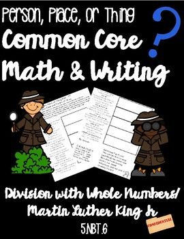 Students perform math problems while learning about a secret subject. The answers to each math problem give students one more clue (fact) about their subject. This activity is perfect for review, early finishers, whole class, differentiation, enrichment, and sub