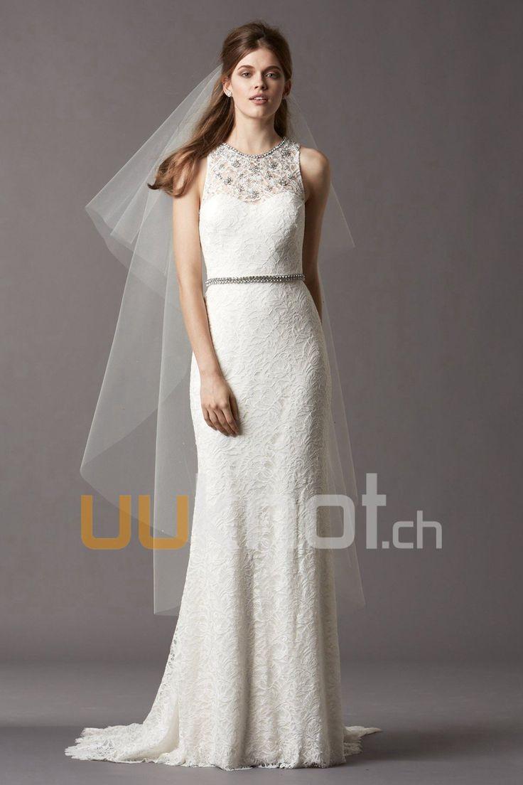 100 besten Mantel Brautkleider Bilder auf Pinterest | Linie, Mantel ...